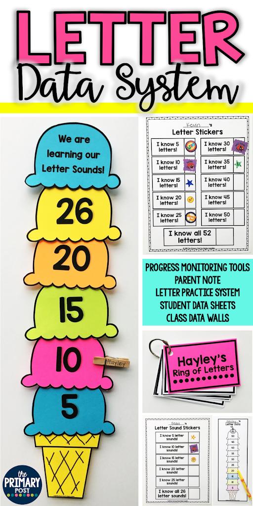 Letter Data System